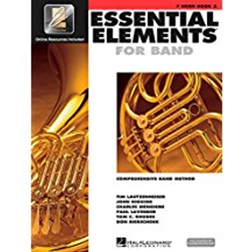 Essential Elements 2000 French Horn Book 2 w/CD