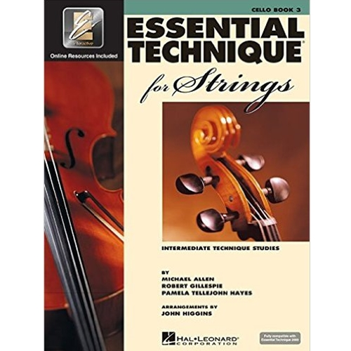 Essential Technique 2000 for Strings Cello