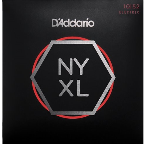 D'Addario NYXL Electric Guitar Strings Light Top / Heavy Bottom