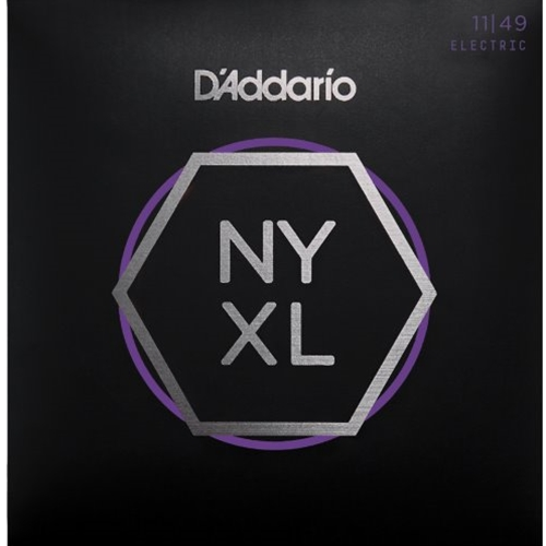 D'Addario NYXL Electric Guitar Strings Medium