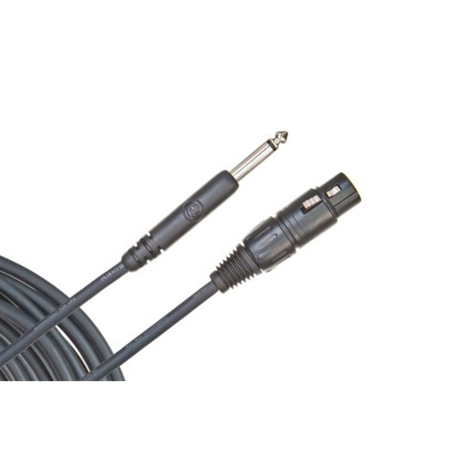 Planet Waves Classic Series Microphone Cable 25 Feet