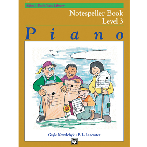 Notespeller Book Level 3