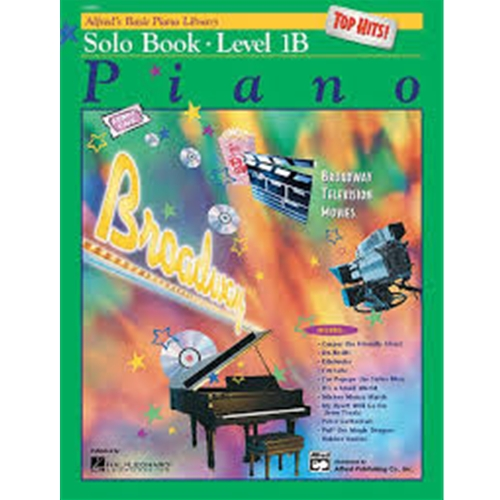 Top Hits! Solo Book 1B