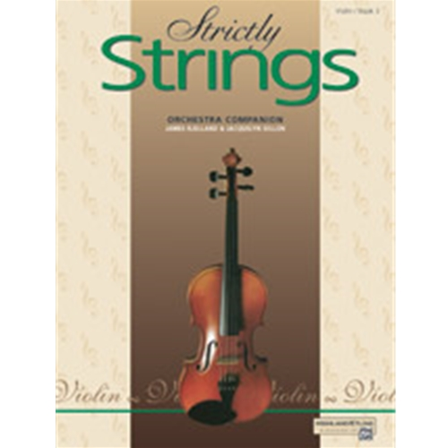 Strictly Strings Book 3 Viola
