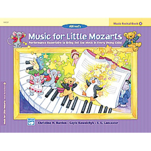 Music Workbook 4