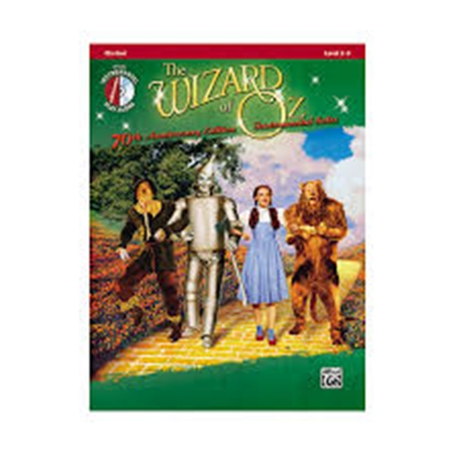 The Wizard of Oz Instrumental Solos [Clarinet]