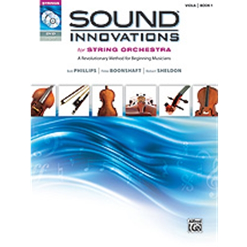 Sound Innovations for String Orchestra Book 1 Viola