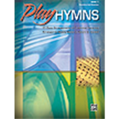 Play Hymns, Book 1 [Piano]