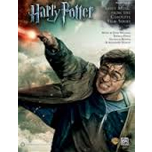 Harry Potter: Sheet Music from the Complete Film Series - Piano Solo