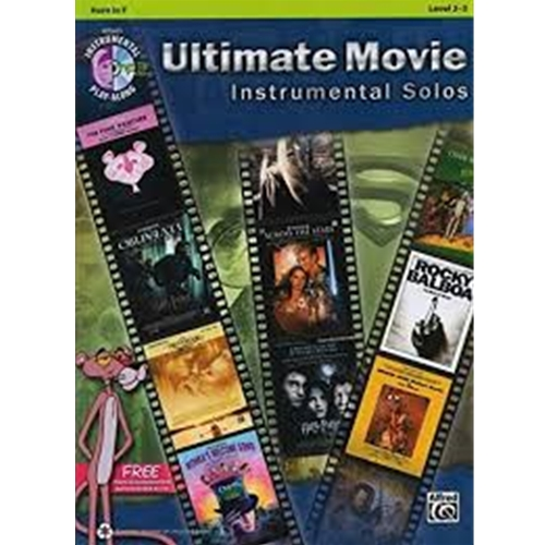 Ultimate Movie Instrumental Solos [Horn in F]