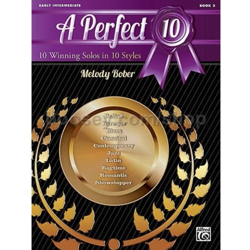 A Perfect 10, Book 3 [NFMC]