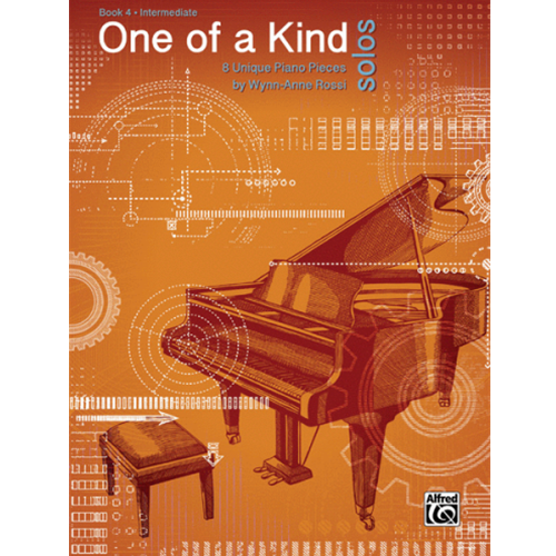 One of a Kind Solos, Book 4 [NFMC]