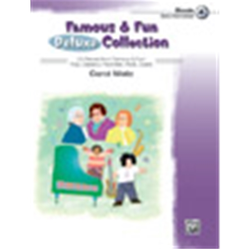 Famous & Fun Deluxe Collection, Book 4 [Piano]