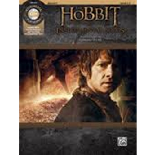 The Hobbit: The Motion Picture Trilogy Instrumental Solos [Horn in F]