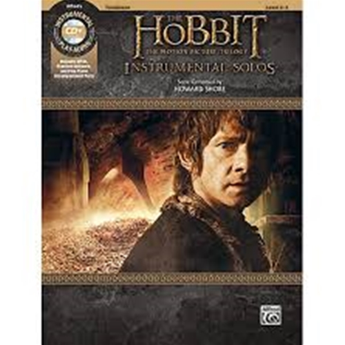 The Hobbit: The Motion Picture Trilogy Instrumental Solos [Trombone]