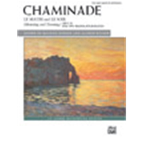 Le matin and Le soir (Morning and Evening), Op. 79 [Piano]