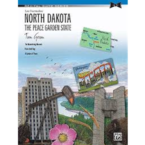 North Dakota: The Peace Garden State [Piano] [NFMC]