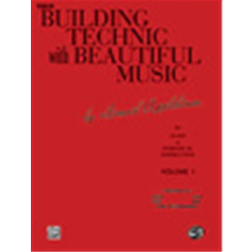 Building Technic With Beautiful Music, Book I [Violin]