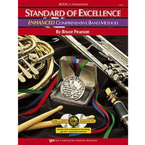 STANDARD OF EXCELLENCE ENHANCED BK 1, FRENCH HORN SOE