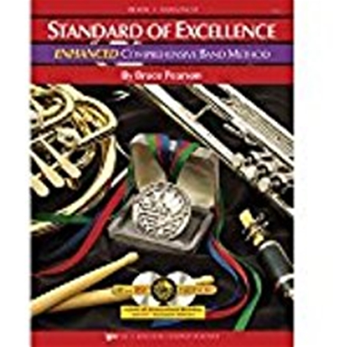 STANDARD OF EXCELLENCE ENHANCED BK 1, OBOE SOE