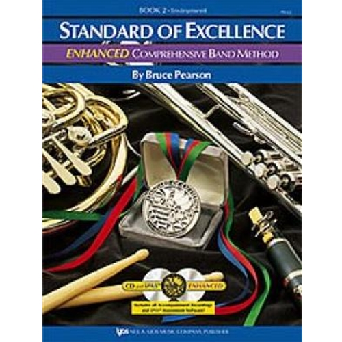 STANDARD OF EXCELLENCE ENHANCED BK 2, BASSOON SOE