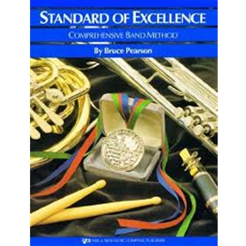 STANDARD OF EXCELLENCE ENHANCED BK 2, CLARINET SOE