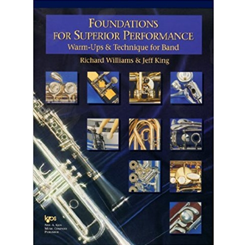 Foundations For Superior Performance Clarinet PROGRAM-TE