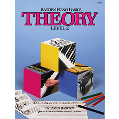 Theory Book Level 2 BASTIEN PA
