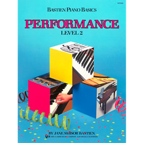 Performance Book Level 2 BASTIEN PA