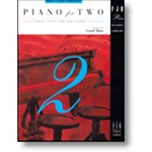 Piano for Two, Book 1 Piano
