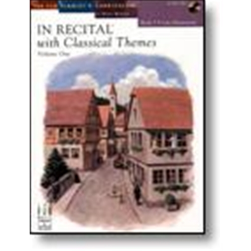 In Recital® with Classical Themes, Volume One, Book 3 (NFMC) Piano