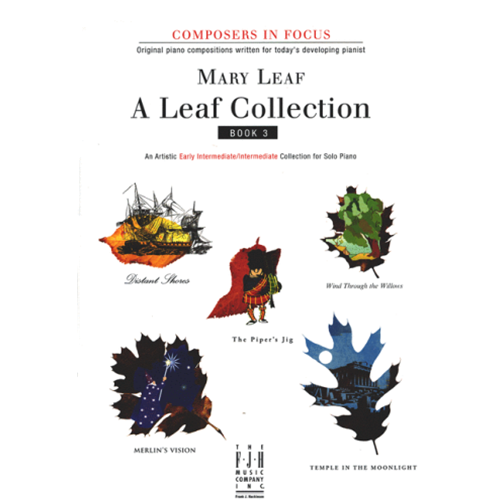 A Leaf Collection [NFMC] Piano