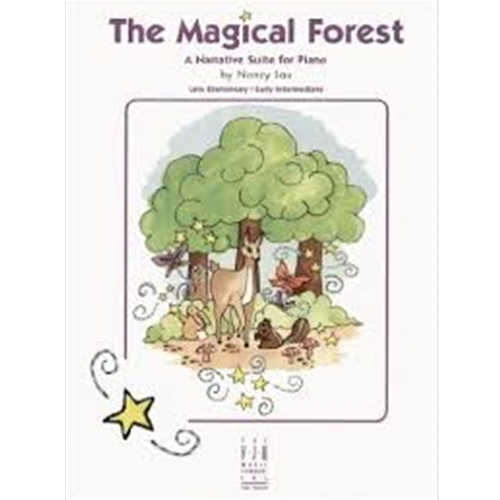 The Magical Forest [NFMC] Piano