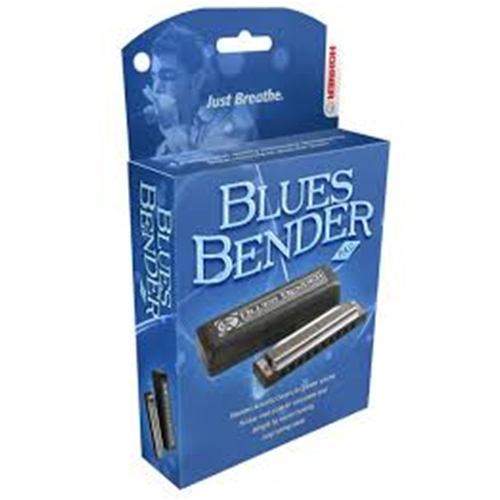 Hohner Blues Bender Diatonic Harmonic Key of G