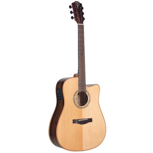 Teton Exotic Wood Series Guitar STS160ZICENT