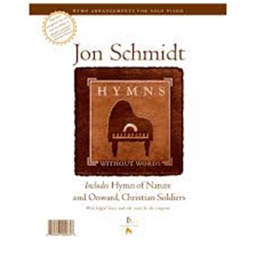 SCHMIDT JON HYMNS WITHOUT WORDS LDS