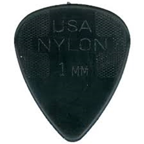 Dunlop 44P100 Nylon Standard Guitar Picks 1.0mm 12-pack