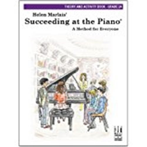 Helen Marlais' Succeeding At The Piano Theory and Activity Book - Level 2A Theory