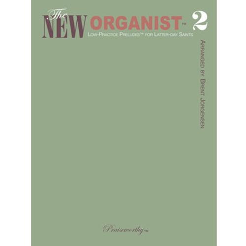 The New Organist 2 Organ