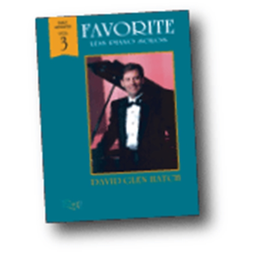 Favorite LDS Piano Solos Vol 3 Piano Solo