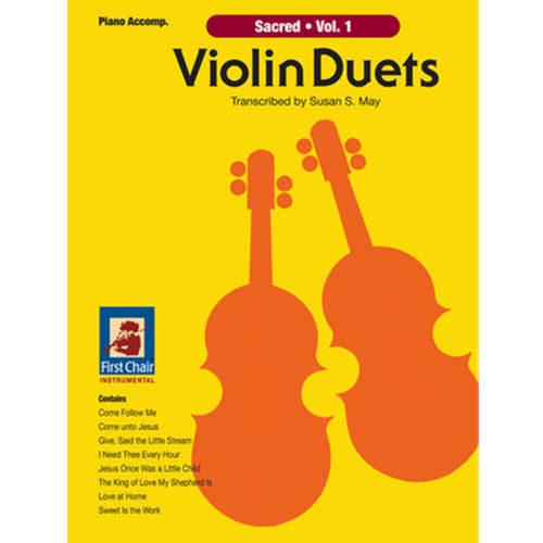 Sacred Violin Duets Intermediate
